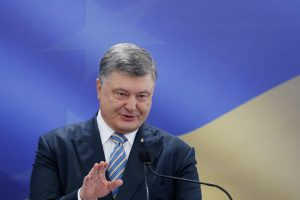 Ukraina apribojo rusų kalbos vartojimą televizijoje
