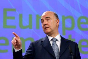 Komisaras: euro zonai reikia bendro parlamento ir biudžeto