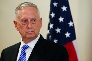 Pentagono vadovas apkaltino V. Putiną piktadarybėmis užsienyje