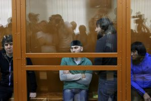 B. Nemcovo nužudymo byla: kaltais pripažinti visi įtariamieji