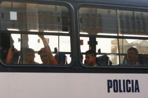 Meksikoje išgelbėti 133 nelegalūs migrantai