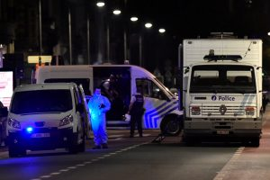 Džihadistai prisiėmė atsakomybę už ataką Briuselyje