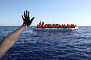 2018-aisiais Viduržemio jūroje žuvo daugiau kaip 2 tūkst. žmonių