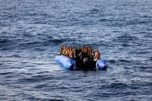 Italijos pakrančių apsauga išgelbėjo 264 migrantus