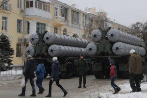 Kaliningrado srityje dislokuotos naujos oro erdvės gynybos sistemos