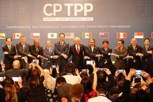Vienuolika šalių pasirašė Ramiojo vandenyno partnerystės sutartį