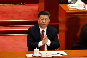 Kinijos prezidentas turės galimybę valdyti šalį visą gyvenimą
