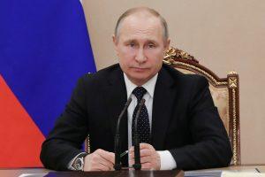 Po rinkimų V. Putinas ieškos įpėdinio ar seks Kinijos pavyzdžiu?