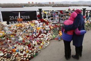 Po tragiško gaisro Rusijoje tikrinami prekybos centrai Latvijoje