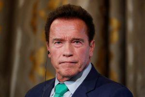 Po širdies operacijos atsibudęs A. Schwarzeneggeris: aš grįžau!