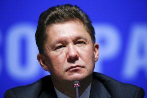 """""""Gazprom"""" tikisi, kad """"Nord Stream 2"""" nepatirs """"South Stream"""" likimo"""
