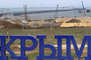 JAV sankcijas Rusijai atšauks tik su viena sąlyga