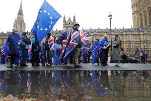 """""""Brexit"""" sukrėsta ES pradėjo """"piliečių konsultacijas"""""""