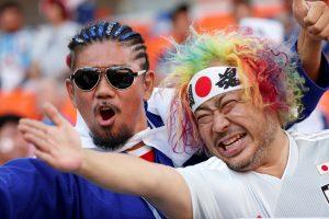 Pasaulio futbolo čempionate – Japonijos ir Senegalo lygiosios