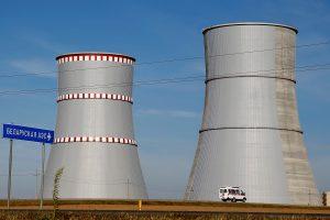 Baltarusija apie S. Skvernelio pasiūlymą dėl Astravo AE: kokia prasmė?
