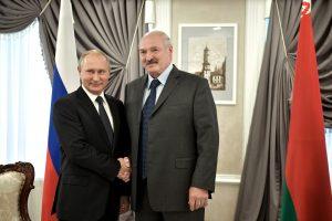 Iškilus būtinybei Rusija aprūpintų Baltarusiją reikalinga ginkluote