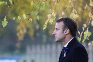Prieš Prancūzijos prezidentą rengtas išpuolis: sulaikyti šeši įtariamieji
