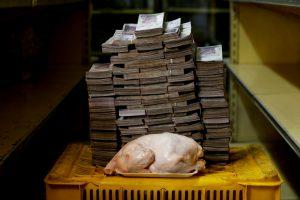 Venesuela: bejėgis naftos milžinas
