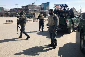 Kabule netoli svarbaus politinio susirinkimo griaudėjo sprogimai