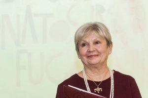Kalbos premija bus įteikta E. Bradūnaitei-Aglinskienei