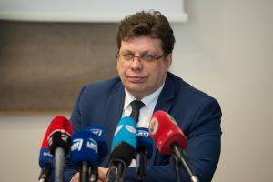 Atsistatydina kultūros viceministras R. Augustinavičius
