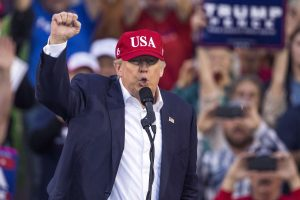 Kinija atmetė D. Trumpo kaltinimus amerikiečių zondo vagyste