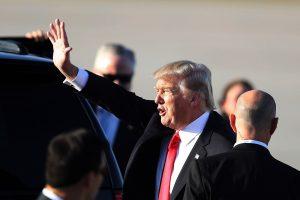 D. Trumpas gegužę susitiks su NATO šalių lyderiais