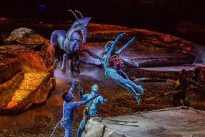 """""""Cirque du Soleil"""" artistų gretose – olimpiniai čempionai"""