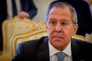 S. Lavrovas ragina ES atsisakyti Rusijos izoliavimo politikos