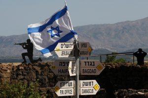 Rusija: Izraelio atakoje Sirijoje dalyvavo 28 lėktuvai, paleista apie 70 raketų