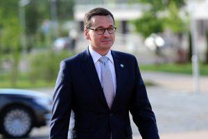 Lietuvos ir Lenkijos premjerai susitiks Mažeikiuose