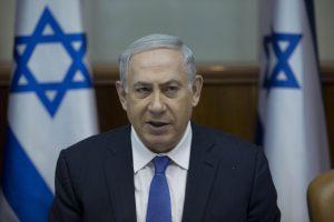 B. Netanyahu: Golano aukštumos visada liks Izraelio rankose