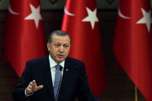 Turkijos prezidentas gegužę aplankys D. Trumpą