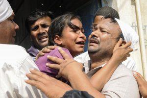 Indijoje mirė išžaginta ir padegta paauglė