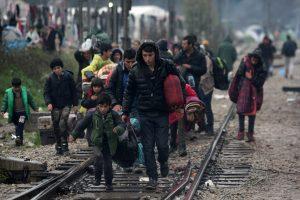 Migrantas iš Irako penkias valandas slėpėsi po autobusu