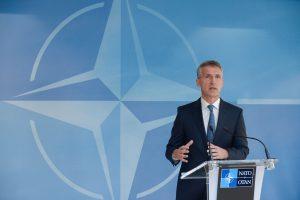 """NATO imsis naujos oro žvalgybos misijos prieš """"Islamo valstybę""""?"""