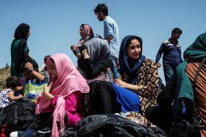 Lietuva pagal ES programą perkėlė dar 16 sirų pabėgėlių