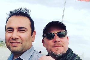 Afganistano prezidentas pasmerkė žurnalistų nužudymą šalyje