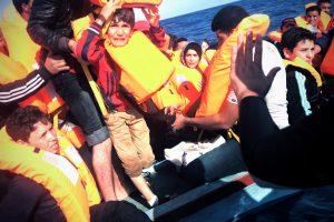 Prie Kipro krantų išgelbėta daugiau kaip 80 migrantų