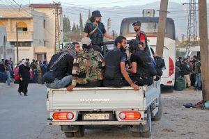 Sirijos sukilėliai paleido tris metus laikytą pagrobtą rusų keliautoją