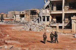 Rusija Sirijos sukilėlius kaltina cheminių ginklų naudojimu