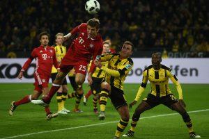 """Bundeslygos galiūnų derbyje triumfavo """"Borussia"""""""
