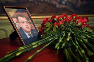 Turkija uždraudė skelbti informaciją apie Rusijos ambasadoriaus nužudymo tyrimą