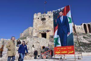 Sirijos režimas per penkerius metus kalėjime pakorė 13 tūkst. žmonių