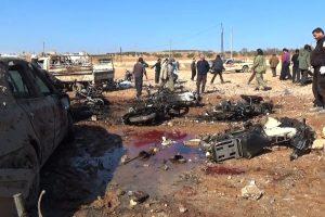 Per mirtininko išpuolį Sirijoje žuvo mažiausiai 60 žmonių