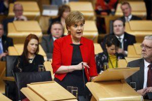 Kodėl antrojo Škotijos referendumo nebus