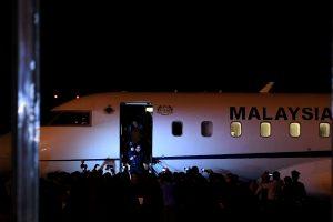 Malaizijoje nužudyto Kim Jong Namo palaikai grąžinti į tėvynę
