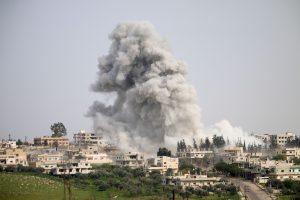 Politologas: JAV veiksmai Sirijoje – aiški žinutė ir Lietuvai