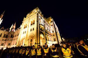 Vengrijoje – protestas dėl Soroso universiteto įstatymo