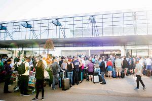 Briuselio oro uoste neutralizuotas nuo karo užsilikęs sviedinys
